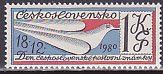 チェコ・ポストバード・1980