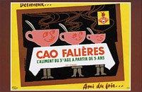 ポストカード・フレンチポスター・CAO