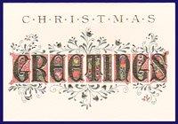 ロンドン・クリスマスカード・グリーティング