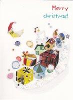 Kaori Ishizaka・クリスマスポストカード・プレゼント