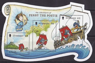 グアンジー・ヨーロッパ・児童書・2010・S/S