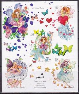 バレンタイン・妖精・2010(セルフ糊)