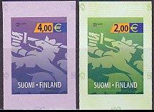 フィンランドの切手・紋章・2011(2)セルフ糊