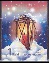 フィンランドの切手・クリスマス・2012(セルフ糊)