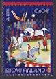 フィンランドの切手・ヨーロッパ・サーカス・2002