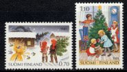 フィンランド・クリスマス・切手・1981(2)