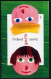 フィンランド・バレンタイン・2007(セルフ糊)