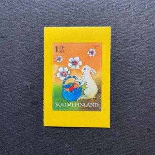 フィンランドの切手・イースター・2007(セルフ糊)