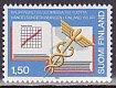 フィンランド・コマーシャルエデュケーション150年・切手・1989