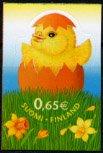 フィンランドの切手・イースター・2006・セルフ糊