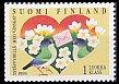フィンランドの切手・フレンドシップ・1993