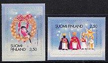 フィンランド・2000(2)セルフ糊