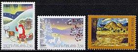フィンランド・クリスマス・切手・1999(3)