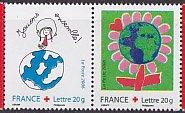 フランスの切手・赤十字・2006(2)