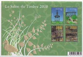 切手サロン・2010・S/S