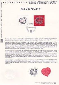 フランス・ジバンシー・バレンタイン・2011・ドキュマン