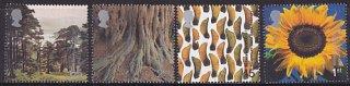 イギリスの切手・千年紀20次・樹木・2000(4)