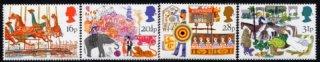 イギリスの切手・市場の歴史・1983(4)