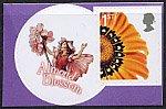 イギリスの切手・アーモンドブラッサム・2009(セルフ糊)