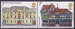 イギリスの切手・建築物・1975(5)