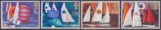 イギリス・ヨット・切手・1975(4)