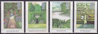 イギリスの切手・庭園・1983(4)