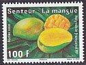 ポリネシアの切手・マンゴー・2011