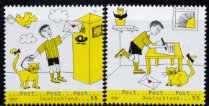 郵便シリーズ・絵物語2・2007(2)