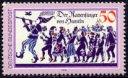 ドイツの切手・ハーメルンの笛吹き・1978