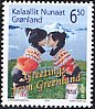 グリーンランド・ヨーロッパ切手・2004