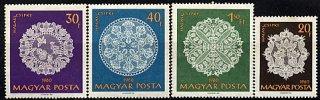 ハンガリー・レース・1960・切手(8)