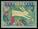 ハンガリーの切手・イースター・2010