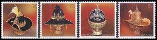 タイ・王室の帽子・2009(4)