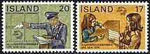 アイスランド・UPU・1974(2)
