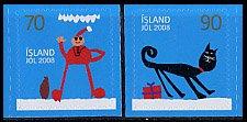アイスランド・2008(2)セルフ糊