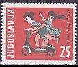 ユーゴスラビア・子ども週間・1964