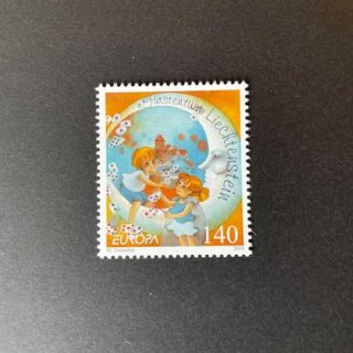 リヒテンシュタインの切手・ヨーロッパ・児童書・2010