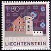 リヒテンシュタインの切手・農家・2010