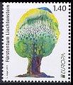 リヒテンシュタイン・ヨーロッパ・森林