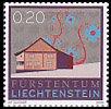 リヒテンシュタインの切手・ミュージアム・2009