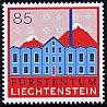リヒテンシュタインの切手・工場・2008