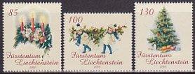 リヒテンシュタインの切手・クリスマス・2008(3)