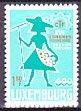 ルクセンブルグの切手・ガーデニング・1967