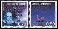 ルクセンブルグ・ヨーロッパ切手・天文・2009(2)