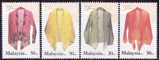 マレーシア・民族衣装・2002(4)