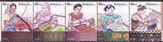 マレーシア・伝統織物・2012(5)