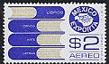 メキシコの切手・本・ブルー・1975
