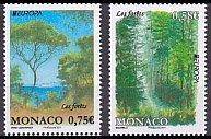 モナコ・ヨーロッパ・森林・2011(2)