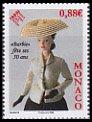 モナコの切手・バービー誕生50年・2009