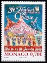 モナコ・モンテカルロ・サーカスフェスティバル・2010